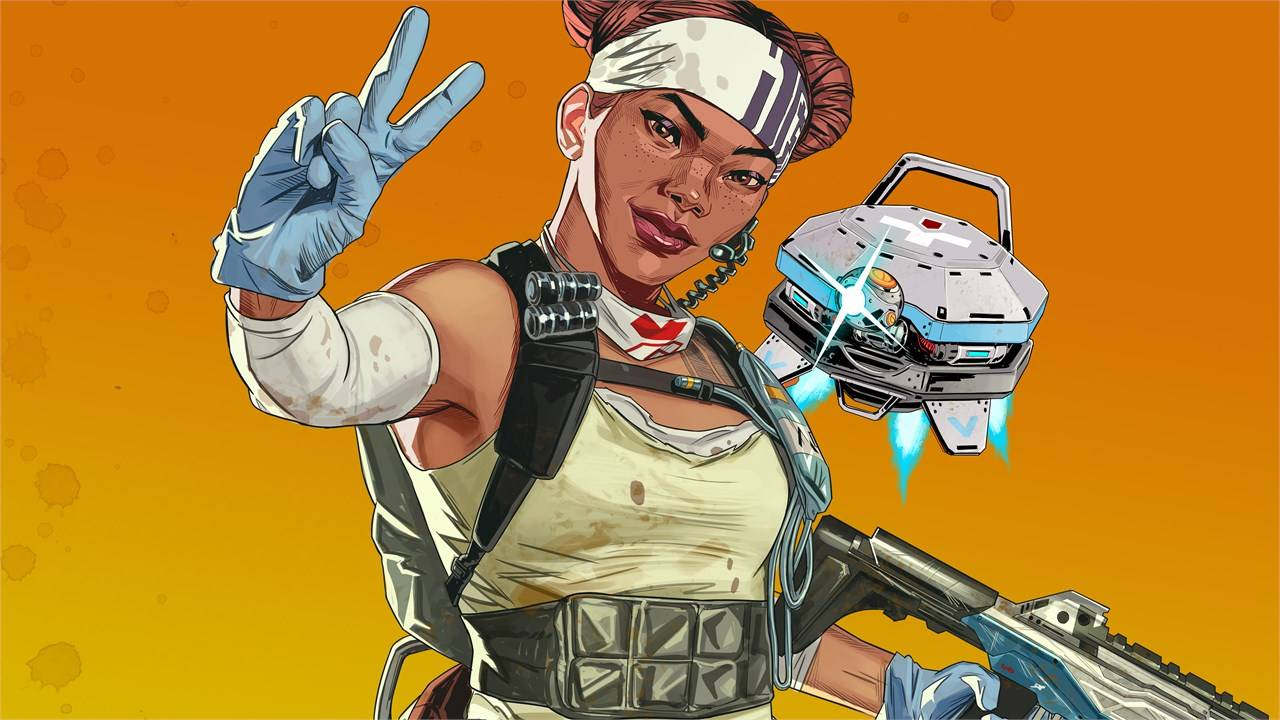Imagem do Apex Legends Lifeline Edition PS4