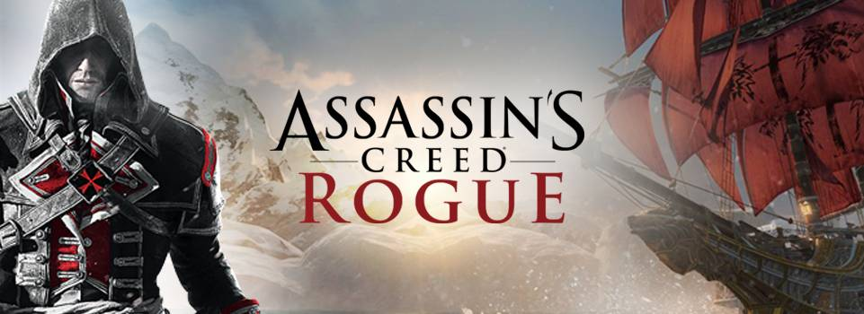 Imagem do Banner do Jogo Assassins Creed Rogue