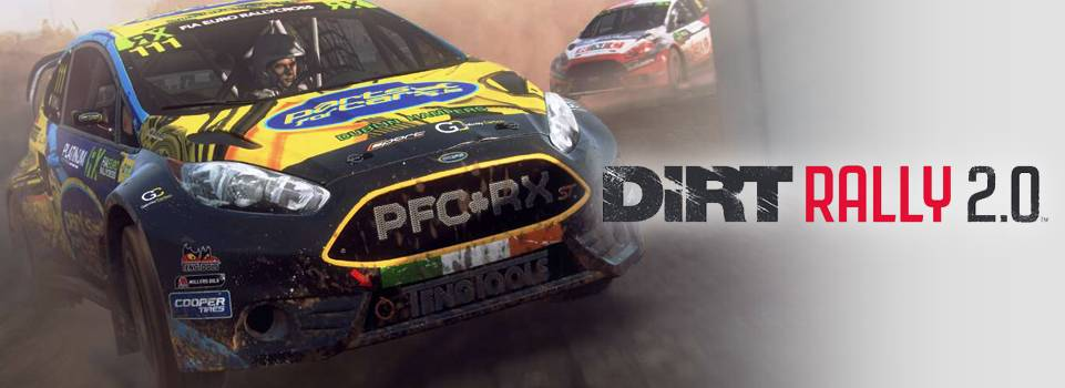 Imagem do Dirt Rally 2.0