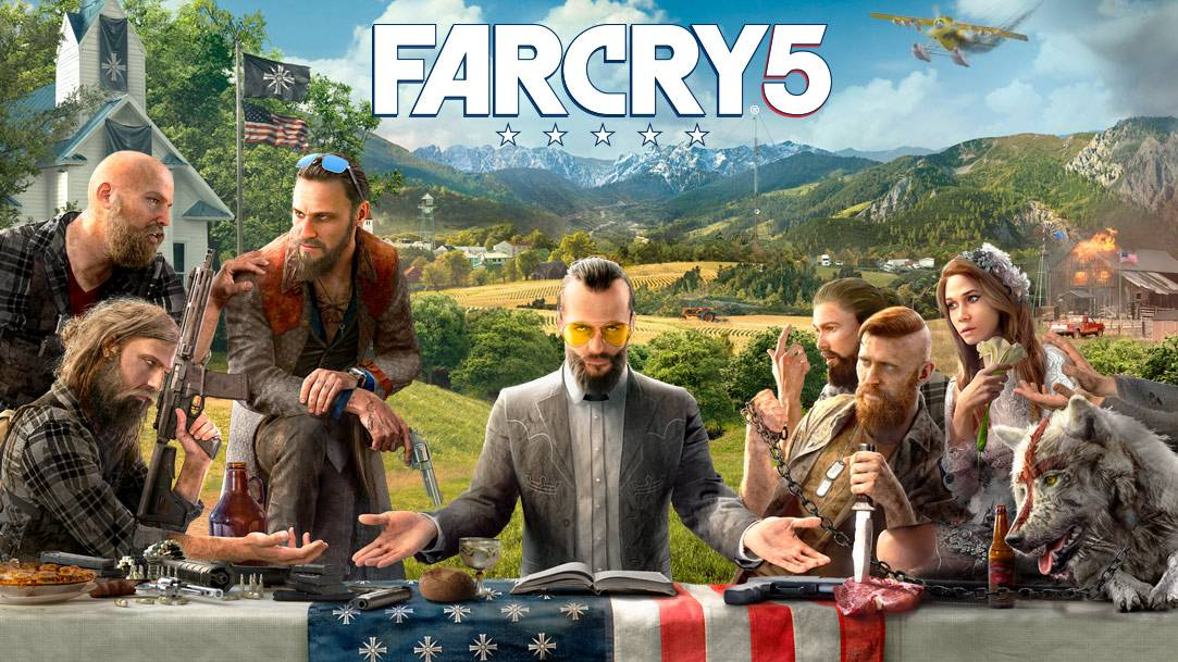 Imagem do Far Cry 5 para Xbox One