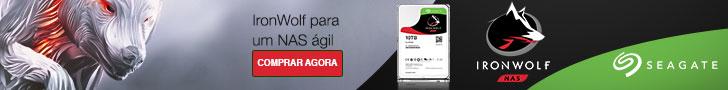 HD Seagate IronWolf - com desconto de 15%