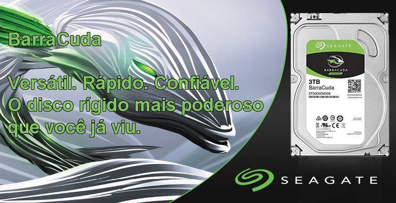 Barracuda Seagate