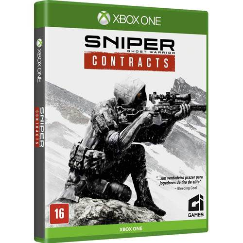 Imagem lustrativa do jogo Sniper Ghost Warrior Contracts Xbox One