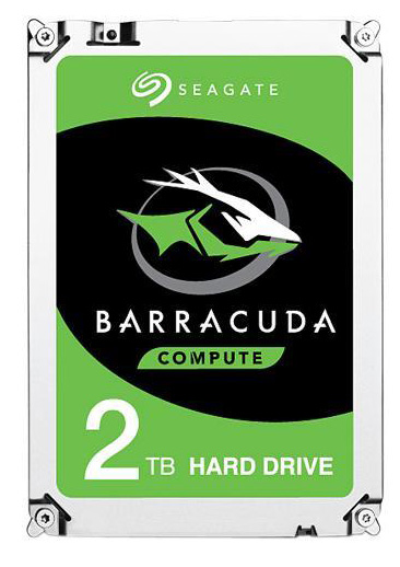 Imagem do HD Seagate Barracuda 2TB para Notebook