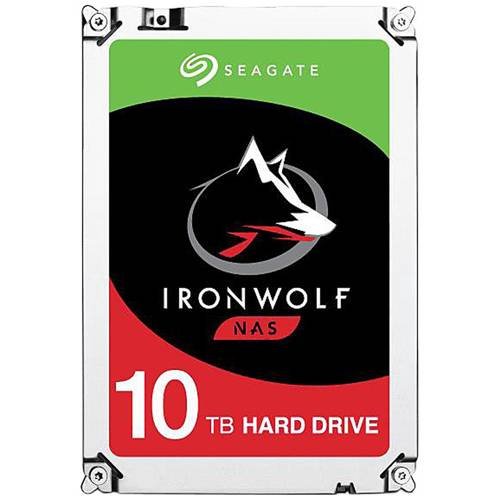 HD Seagate IronWolf 10TB NAS