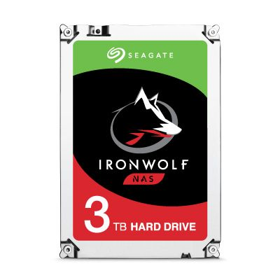 HD Seagate IronWolf 3TB NAS