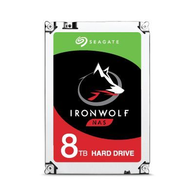HD Seagate IronWolf