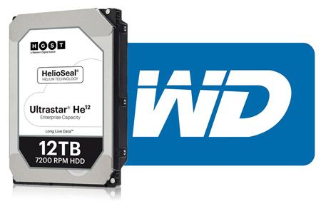 HD Western Digital