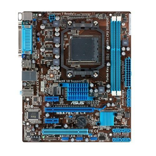 Motherboard Asus M5A78L-M LX/BR AMD AM3