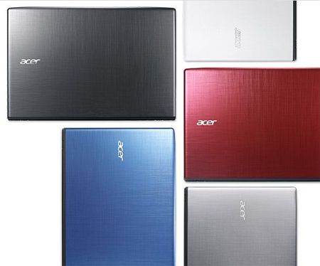 Notebook Acer Aspire E Series