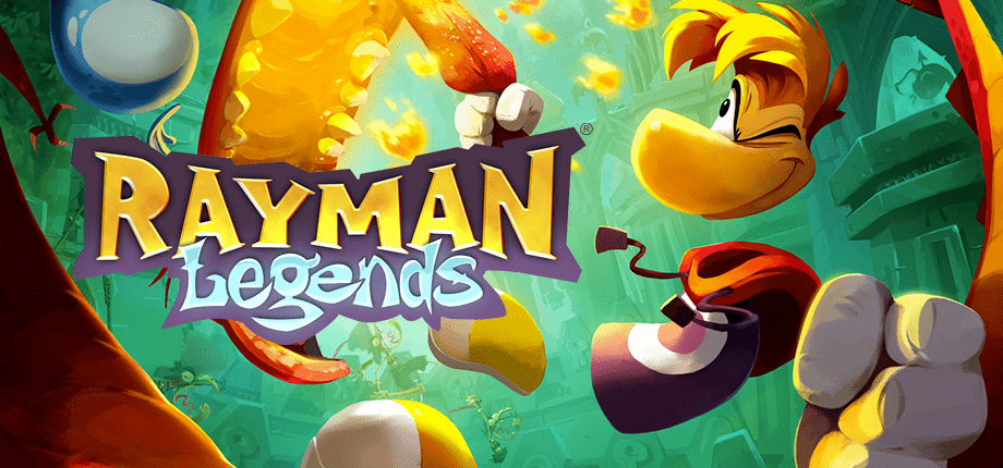 Imagem do Rayman Legends