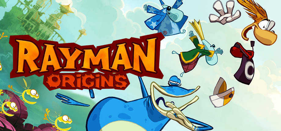 Imagem do Banner Rayman Origins Xbox One