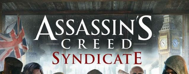 Capa do Jogo Assassins Creed Syndicate