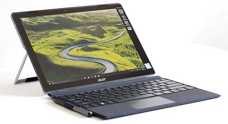 Notebook Acer Switch Alpha 12