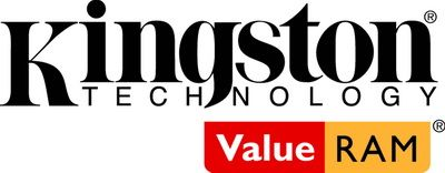 Logo Kingston Value Ram
